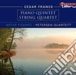 Quintetto con pianoforte, quartetto per cd musicale di C�sar Franck