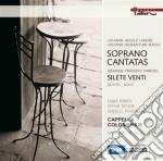 Silete venti (cantata) cd musicale di Handel georg friedri
