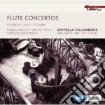 Concerto per flauto n.3 cd musicale di Federico il grande