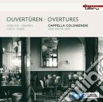Fasch Johann Friedrich - Overtures - Overture In Si Bemolle Maggiore cd musicale