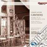 Scena di berenice, cantate hob. xxiva:7 cd musicale di Haydn franz joseph