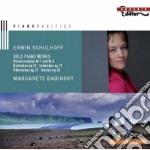 MUSICA PER PIANOFORTE                     cd musicale di Erwin Schulhoff