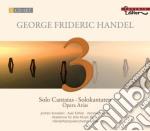 Splende l'alba in oriente hwv 166, figli cd musicale di Handel georg friedr
