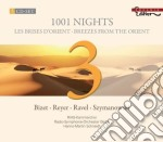 1001 nights - breezes from the orient cd musicale di Miscellanee