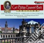 Concerti per organo wq 34 e 35 cd musicale di Bach carl philipp e