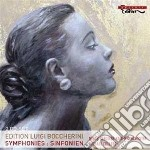 Sinfonie cd musicale di Luigi Boccherini