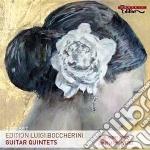 Quintetti con chitarra cd musicale di Luigi Boccherini