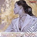 Sestetti per archi cd musicale di Luigi Boccherini