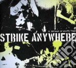 In defiance of empty times cd musicale di Anywhere Strike