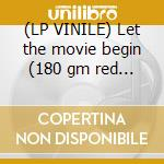 (LP VINILE) Let the movie begin (180 gm red vinyl) lp vinile di JOY DIVISION