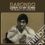 (LP VINILE) Listen to my song lp vinile di Darondo (lp)