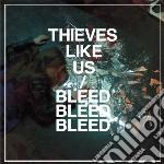 (LP VINILE) Bleed bleed bleed(red vinyl) lp vinile di Thieves like us