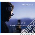 Alpine grooves vol.3 cd musicale di Artisti Vari