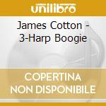 3 hop boogies cd musicale di James Cotton