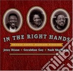 In the right hands cd musicale di J.dixon/g.gay/ V.a.-