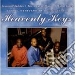 Heavenly keys cd musicale di Gospel keyboard trio