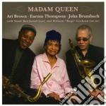 Madam queen cd musicale di Thomps A.brown/earma