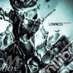 Lowness - Undertow cd musicale di LOWNESS
