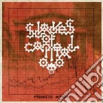 Slaves of capital cd musicale di Mirage Proyecto