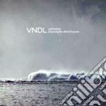 Gahrena:paysages electriques cd musicale di Vndl