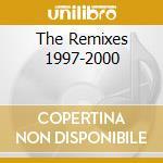 THE REMIXES 1997-2000 cd musicale di JAZZANOVA