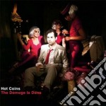 The damage is done cd musicale di Coins Hot