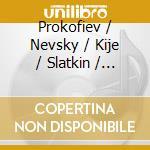 Luogotenente kije' cd musicale di Prokofiev
