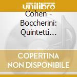 Quintetti op. 56 & 57 cd musicale