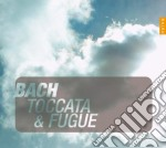Toccata e fuga cd musicale di Bach johann sebastian