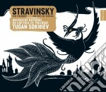 Uccello di fuoco-sagra della cd musicale di Capit Stravinsky-orc