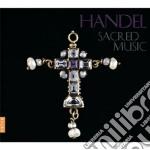 Musica sacra cd musicale di Handel