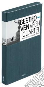 Quartetti per archi cd musicale di Beethoven