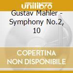 Sinfonia nr.2 adagio cd musicale di Mahler