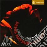 Denis matsuev cd musicale di Rachmaninov
