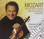 The violin concertos cd musicale