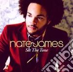 Set the tone cd musicale di Nate James