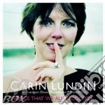 Songs we all recognize cd musicale di Lundin Carin