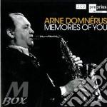 Memories of you cd musicale di Arne Domnerus