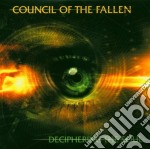Council Of The Fallen - Deciphering The Soul cd musicale di Council of the fallen