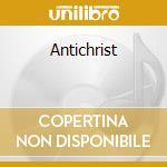 ANTICHRIST                                cd musicale di GORGOROTH