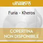 KHEROS cd musicale di FURIA