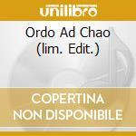 ORDO AD CHAO  (LIM. EDIT.) cd musicale di MAYHEM