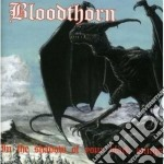 In the shadow of your black wings cd musicale di Bloodthorn