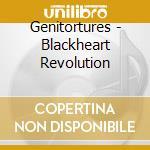BLACKHEART REVOLUTION                     cd musicale di GENITORTURES