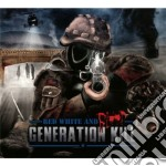 Red white and blood cd musicale di Kill Generation