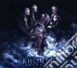Khonsu - Anomalia cd musicale di Khonsu