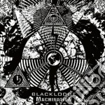 Machination cd musicale di Blacklodge