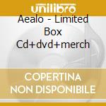 AEALO - LIMITED BOX CD+DVD+MERCH          cd musicale di Christ Rotting