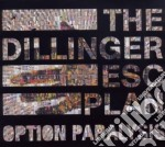 OPTION PARALYSIS - LTD.ED.-               cd musicale di DILLINGER ESCAPE PLAN