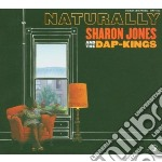 NATURALLY                                 cd musicale di Sharon & dap- Jones